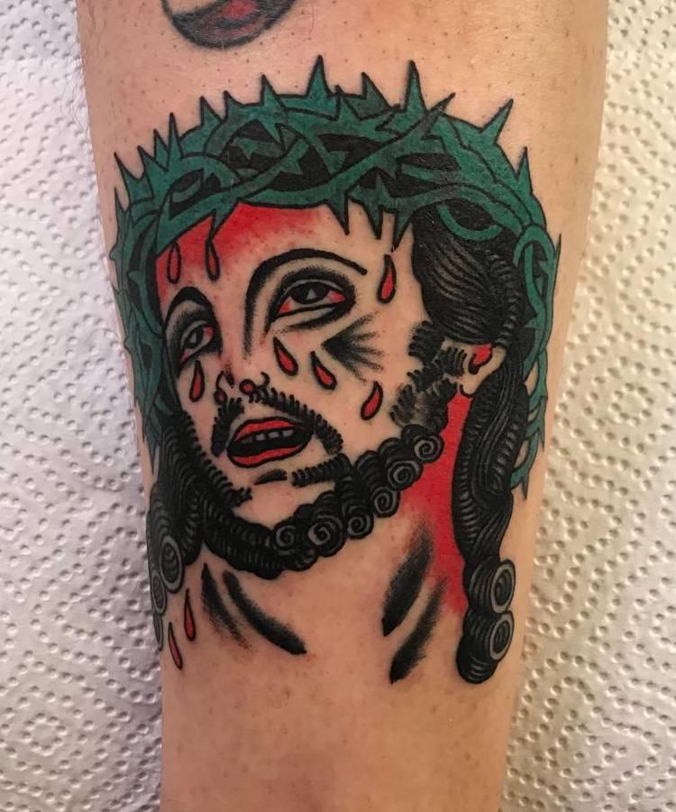 tatuaggi traditional bologna